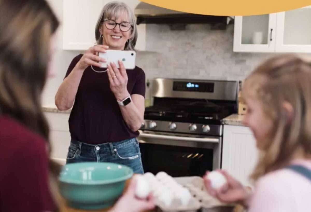 Better Together BC launches a Kitchen Hack Challenge to support Food Banks BC on April 27, 2020. (Better Together BC/Instagram)