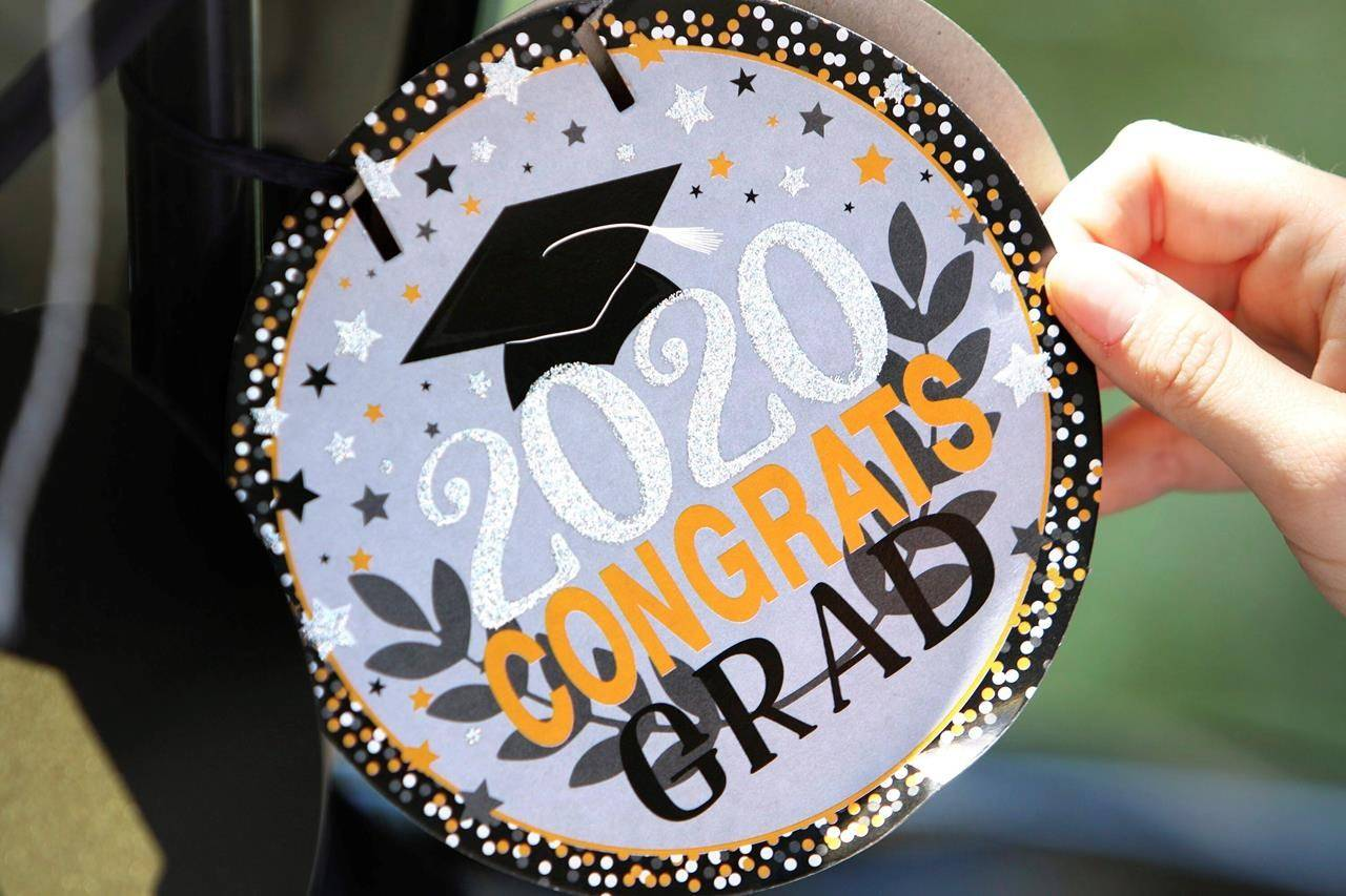 Canadian high school grads-to-be grapple with possible ceremony cancellations