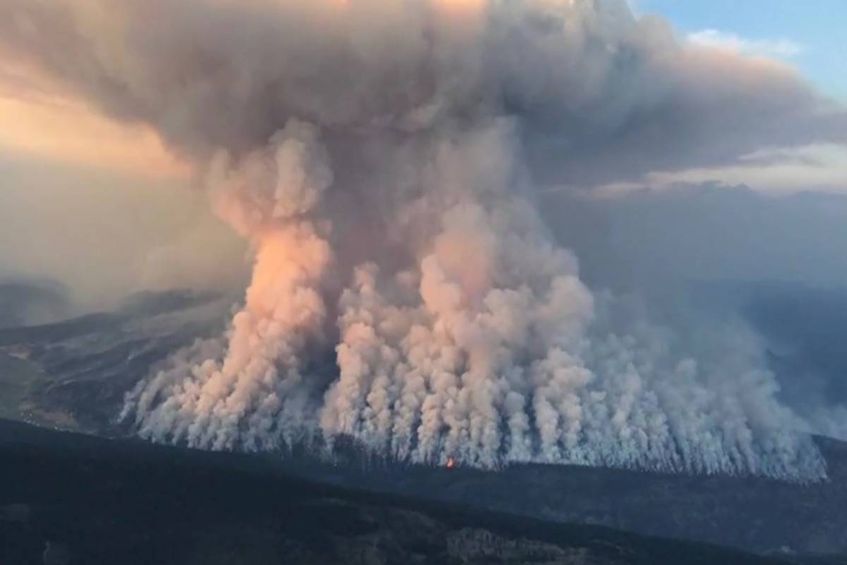 The Elephant Hill wildfire ravaged the Interior of B.C. (Black Press files)