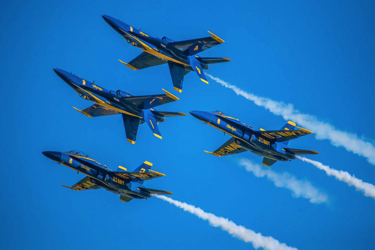 The Abbotsford International Airshow has been cancelled for 2020. (File photo)