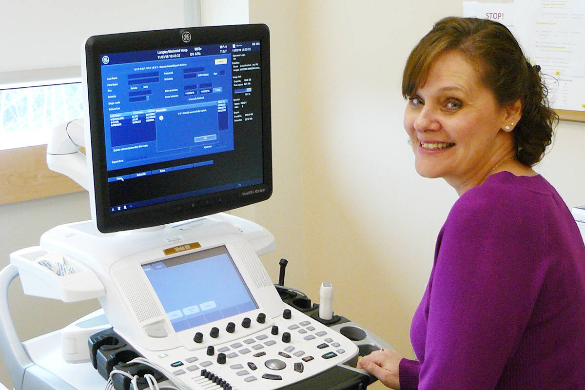 Tammy Karoway, site co-ordinator at Langley Memorial Hospital's medical imaging and BC Cancer – Breast Screening and mammography clinic, has seen a dramatic evolution in the hospital's diagnostic and treatment tools over her career.
