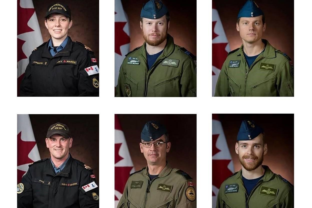 VIDEO: Six Canadian Forces members killed in helicopter crash honoured at ceremony