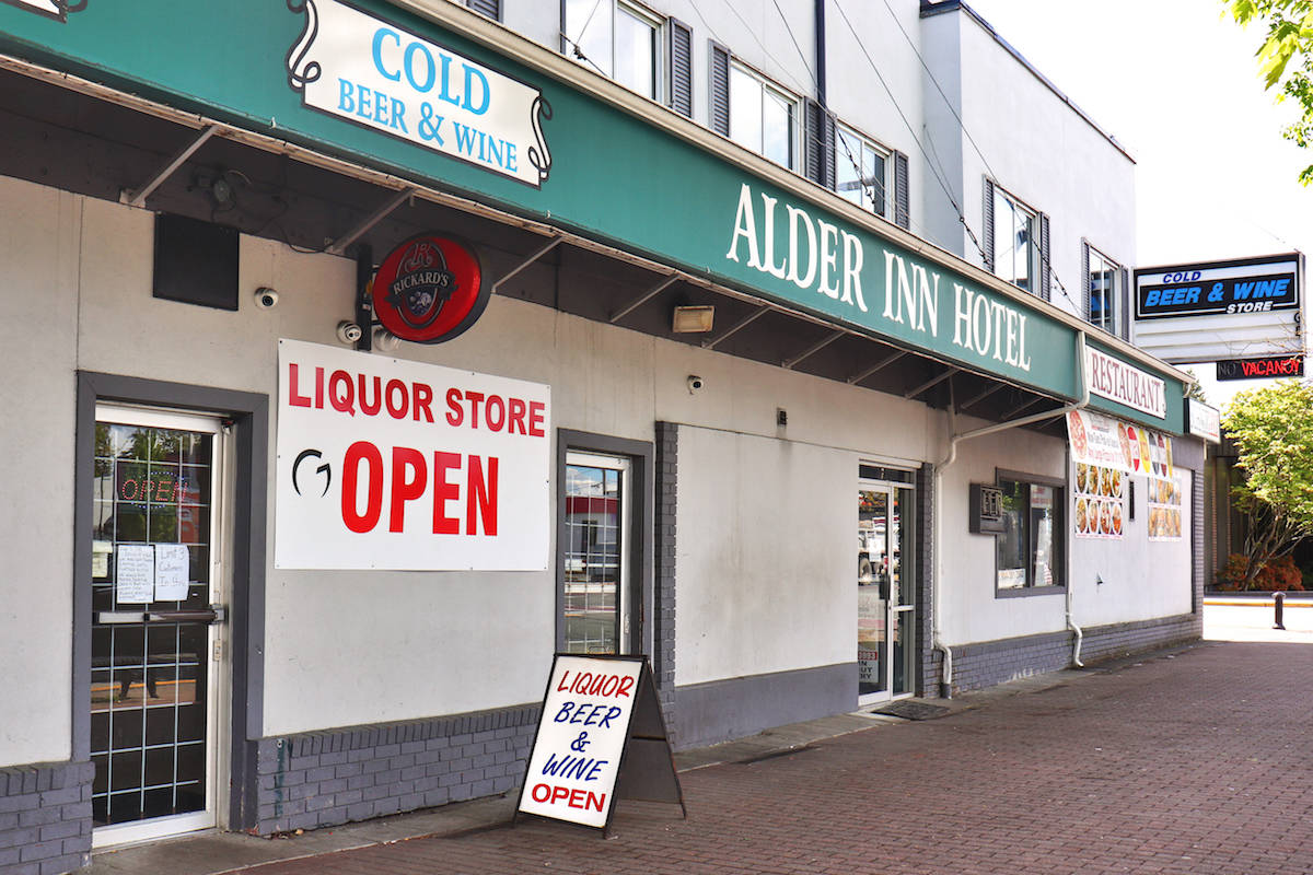 Last tenant to vacate Aldergrove's age-old Alder Inn this month