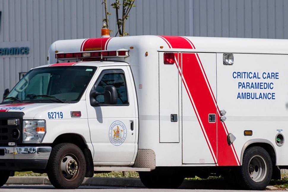 The Fraser Valley's only ground-based critical-care ambulance is being moved May 11 from Abbotsford to Vancouver. (Submitted photo)