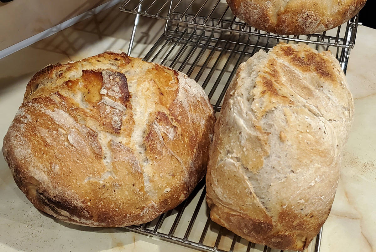 Sour dough (Monica Lamb-Yorski/Black Press Media)