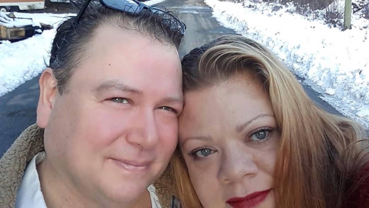 A photo of Paris Margesson, left, with April Parisian posted to Facebook. The two were engaged when Margesson reported Parisian missing on April 15, shortly before her family did.