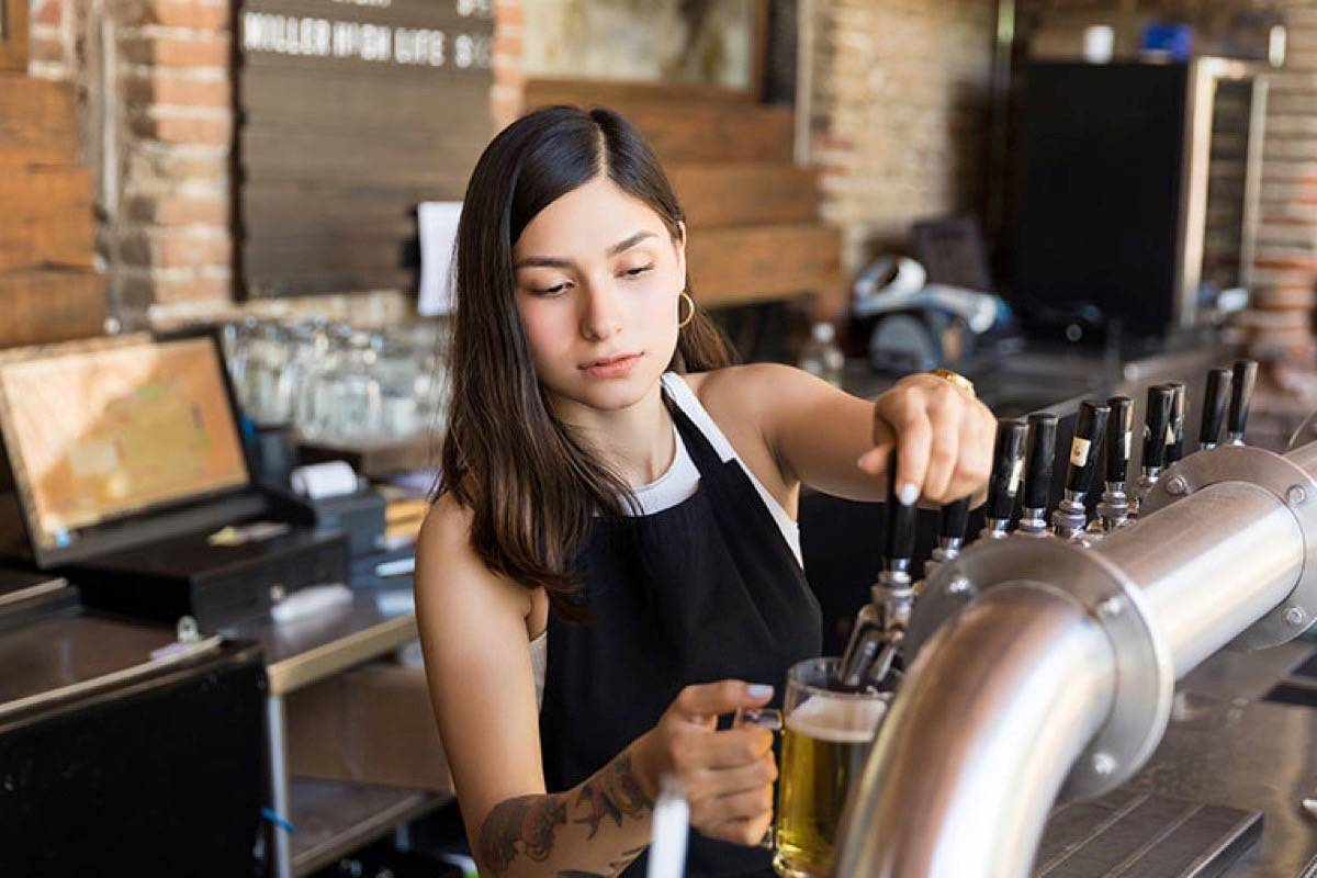 Pubs and restaurants in B.C. are among the businesses looking for ways to reopen full customer service. (Responsible Service B.C.)