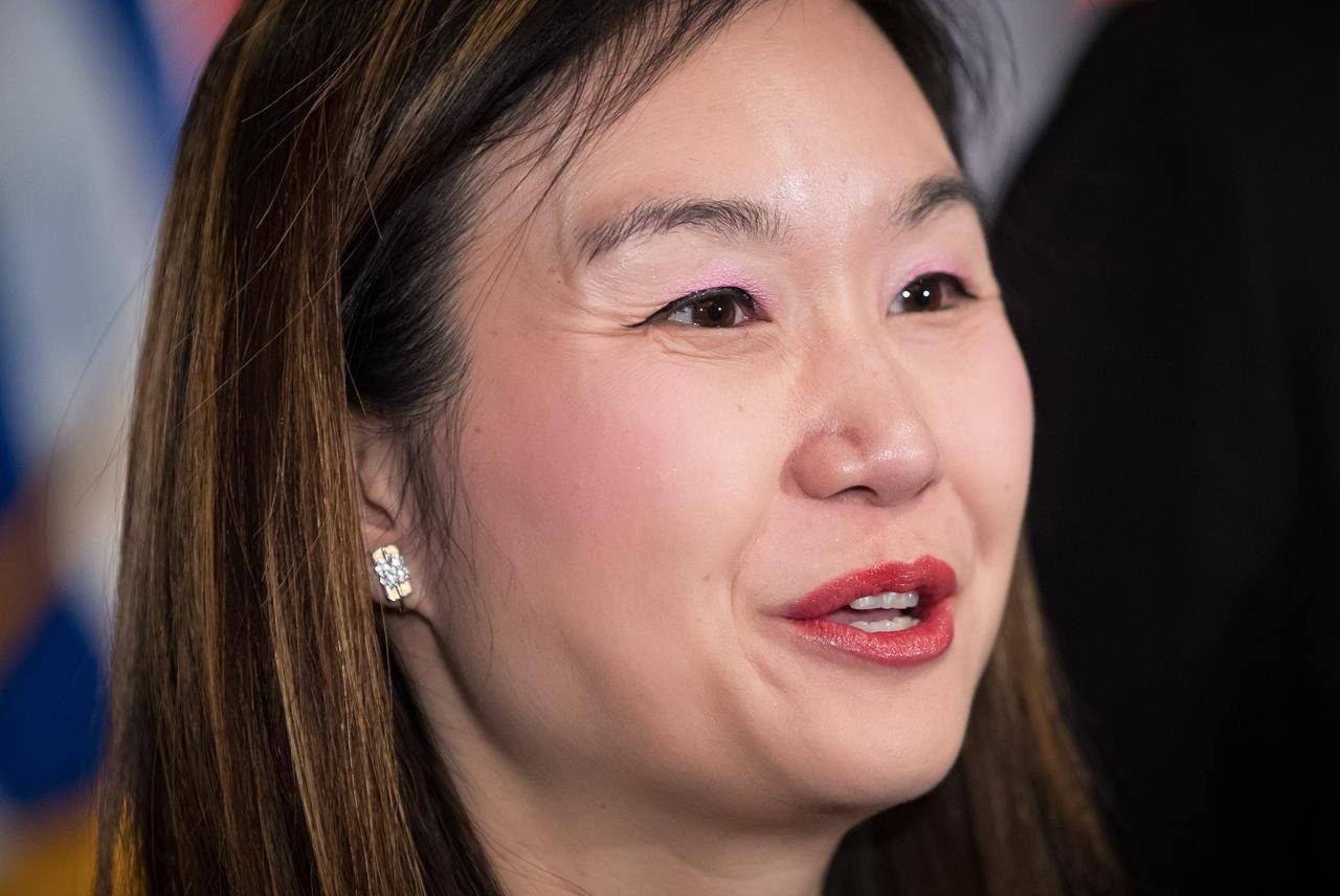 MLA Anne Kang. (The Canadian Press)