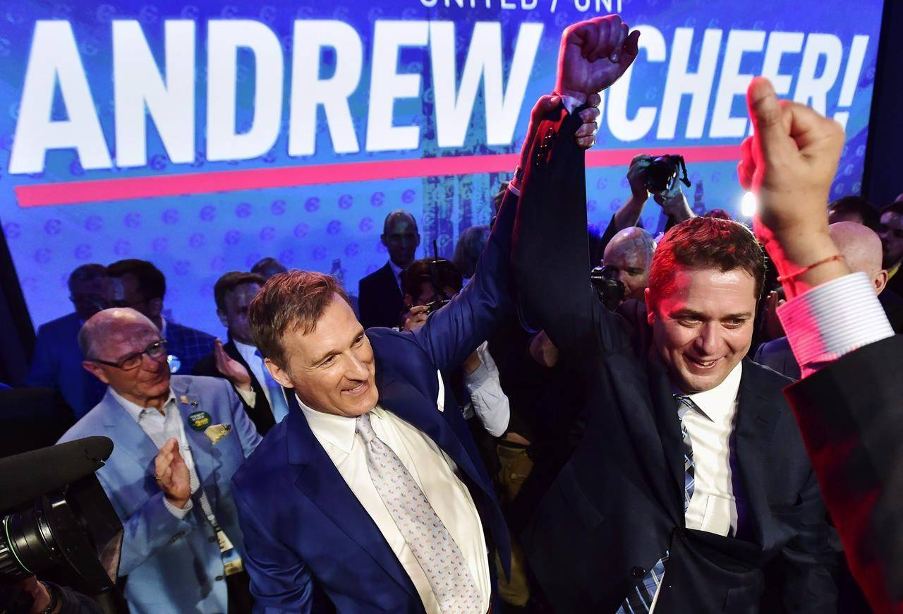 FILE – Conservative Party leader Andrew Scheer. (The Canadian Press)