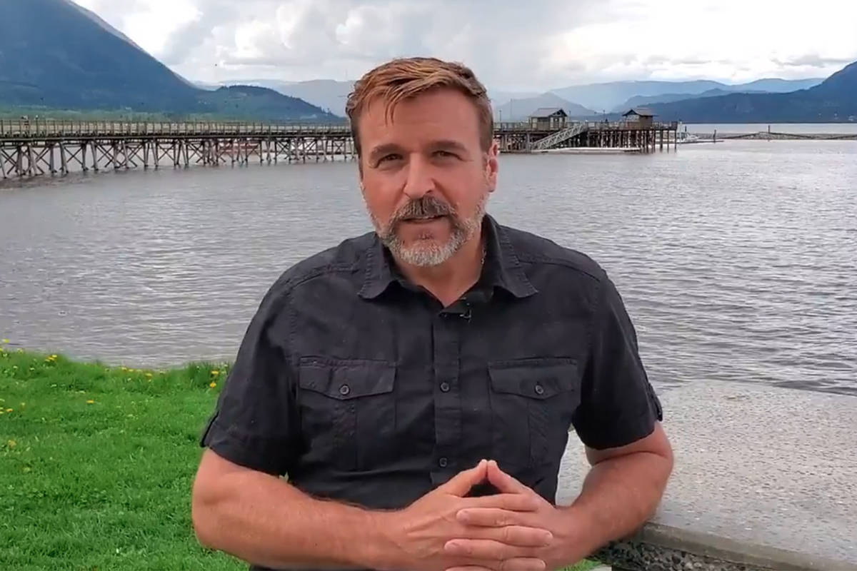 "Shuswap MLA Greg Kyllo reminded residents on May 16, 2020 to stay in their local area while enjoying the May long weekend, adding he hopes travel options can be expanded in ""a few weeks."" (Contributed)"