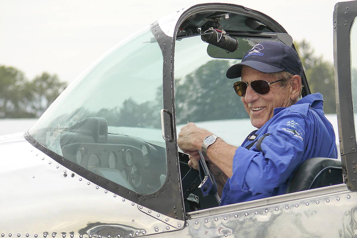 Former Snowbird leader mourns jet crash victim