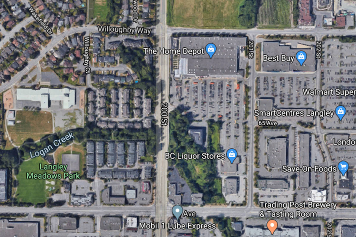 'Busiest' road in Langley under construction until July
