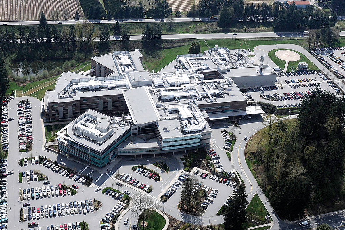 Eleven cases now linked to COVID-19 outbreak at Abbotsford hospital