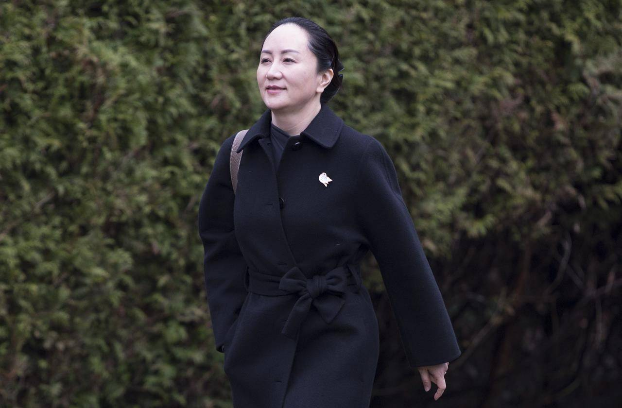 Huawei executive loses court ruling, extradition case continues