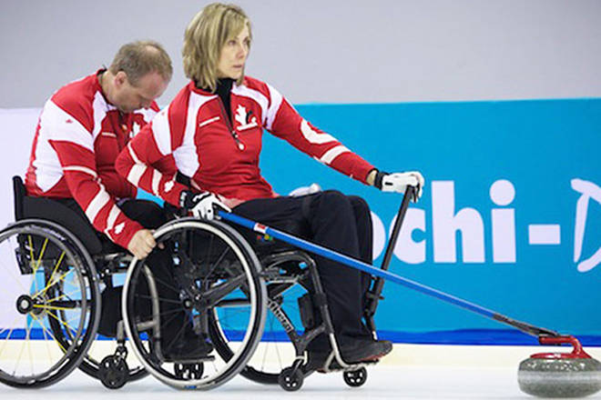 B.C. Paralympian named to Canada's Sports Hall of Fame