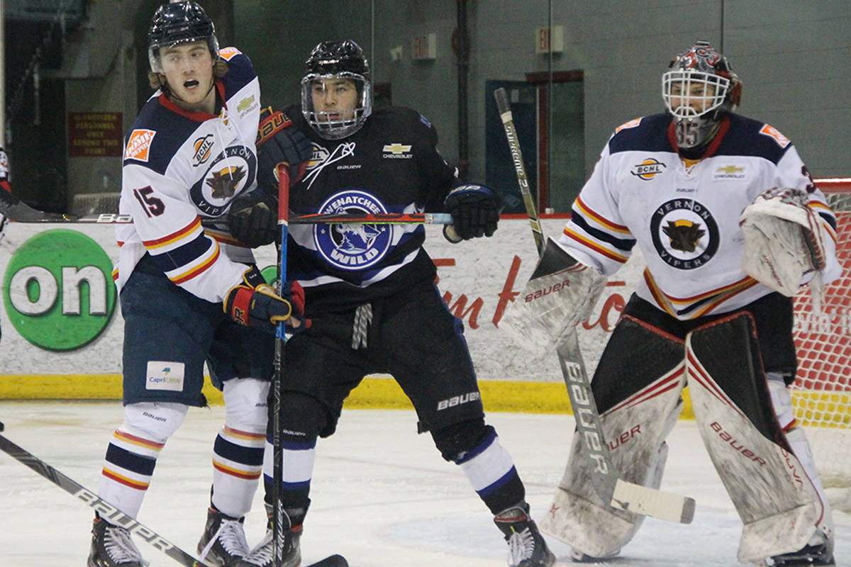 The B.C. Hockey League is reviewing different plans and scenarios as it prepares for a 2020-21 season. (Black Press - file photo)