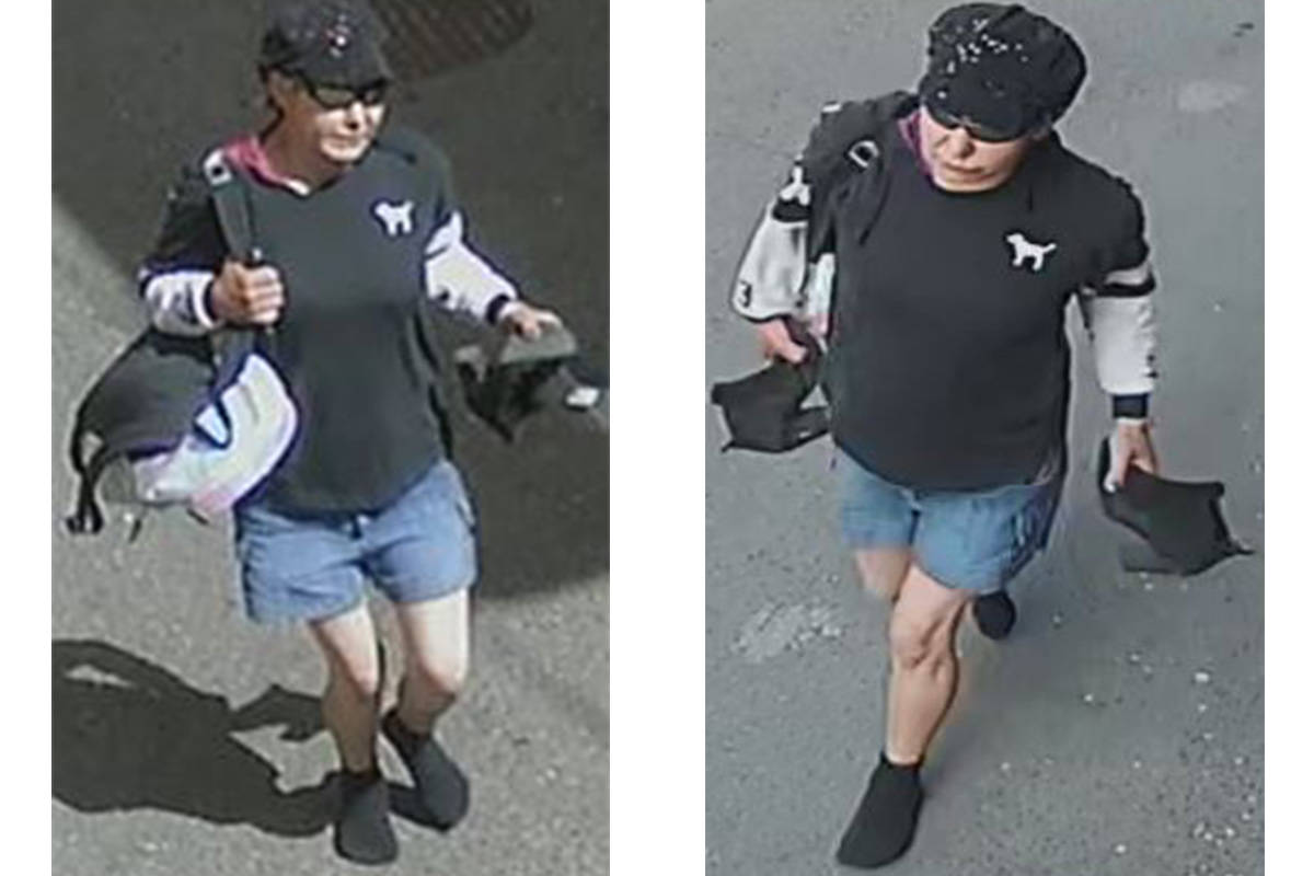 Transit police are looking for help identifying this woman in connection to an apparent hate crime and alleged assault on a Vancouver bus. (Metro Vancouver Transit Police)
