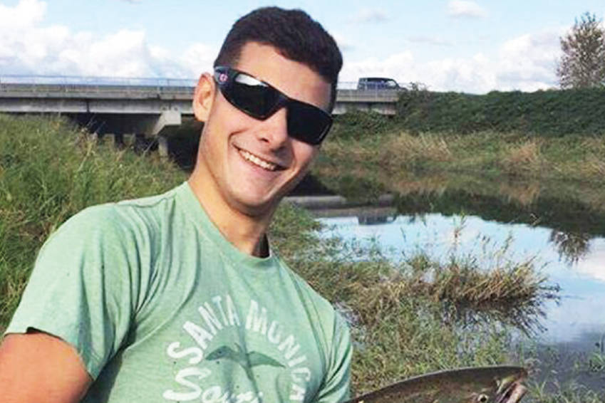 Andrew Futerko was 19 when he died while riding a motorcycle in Cloverdale. On the second anniversary of his death, his mother has made a public appeal to hear from the other driver. (Black Press Media files)