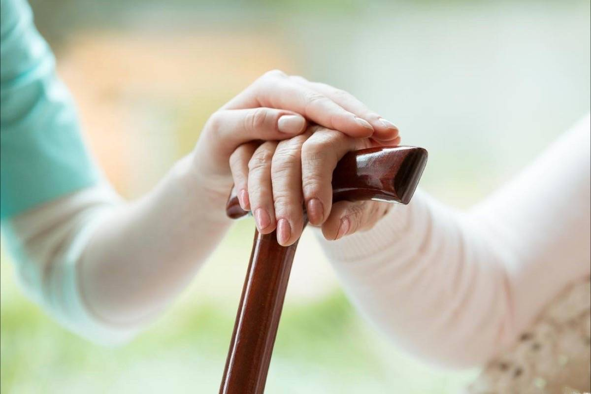 A local senior is concerned about elder abuse from landlords. (File photo)