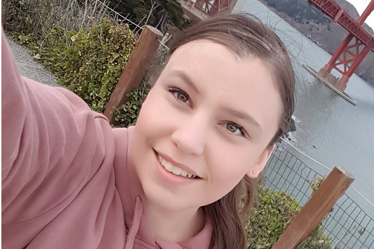 Abbotsford woman Cassidy Phillips said the Burn Camp changed her life in a positive way as a child. She is now a camp counsellor at the camp. (Submitted)