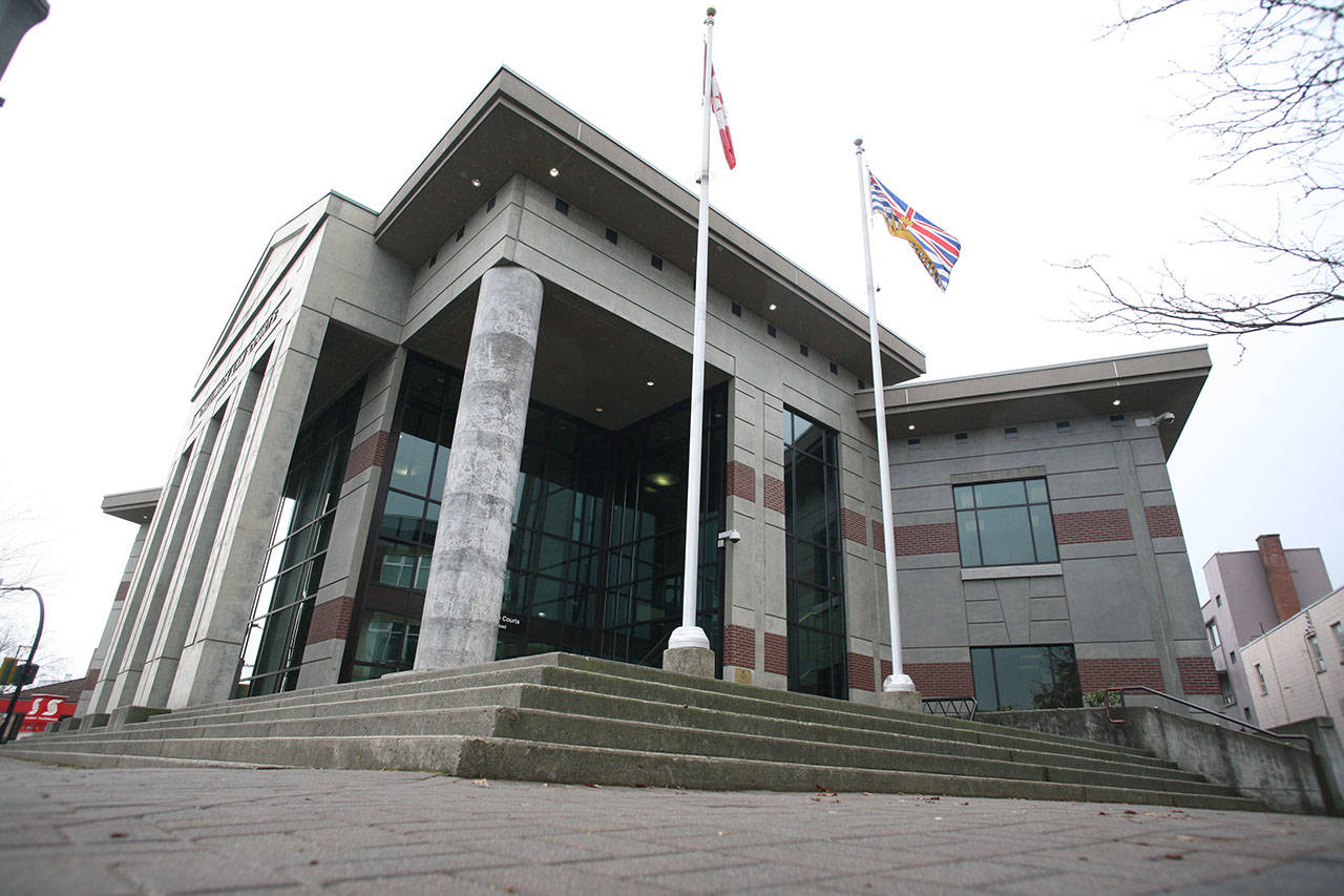Chilliwack Law Courts.