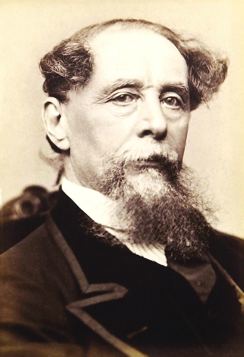 Do you know the method used to release many of the works of Charles Dickens to the public? (Stock photo)