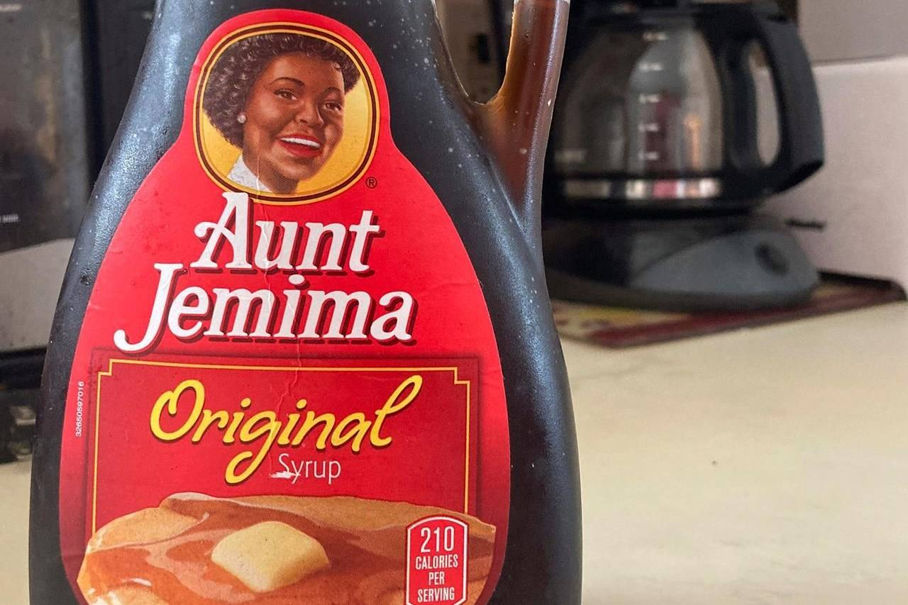 The Aunt Jemima image has evolved over the years to meet socially acceptable standards of the times. (Associated Press)