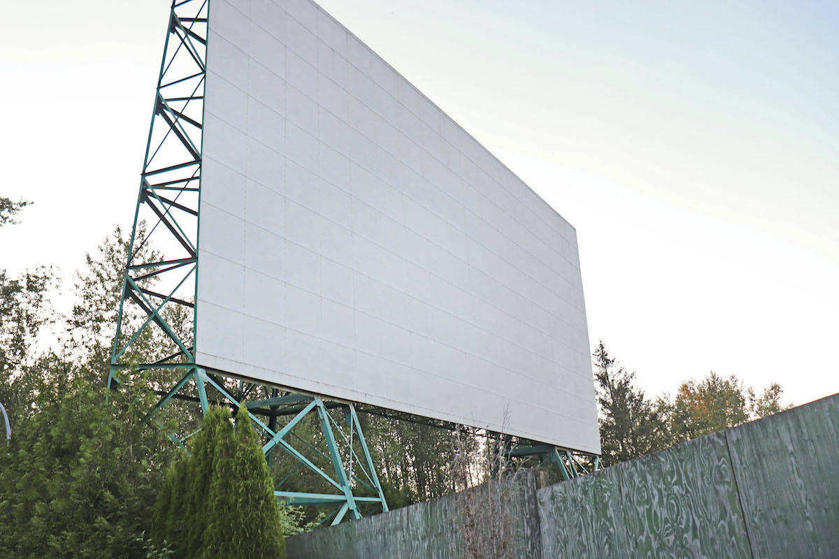 The family owned and operated Twilight Drive-In, located in Aldergrove, has been in operation since 2005. (Sarah Grochowski/Aldergrove Star)