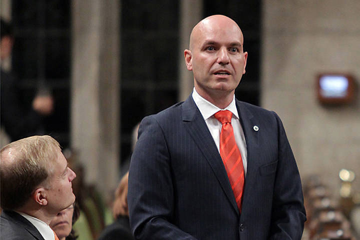 Nathan Cullen (file photo)