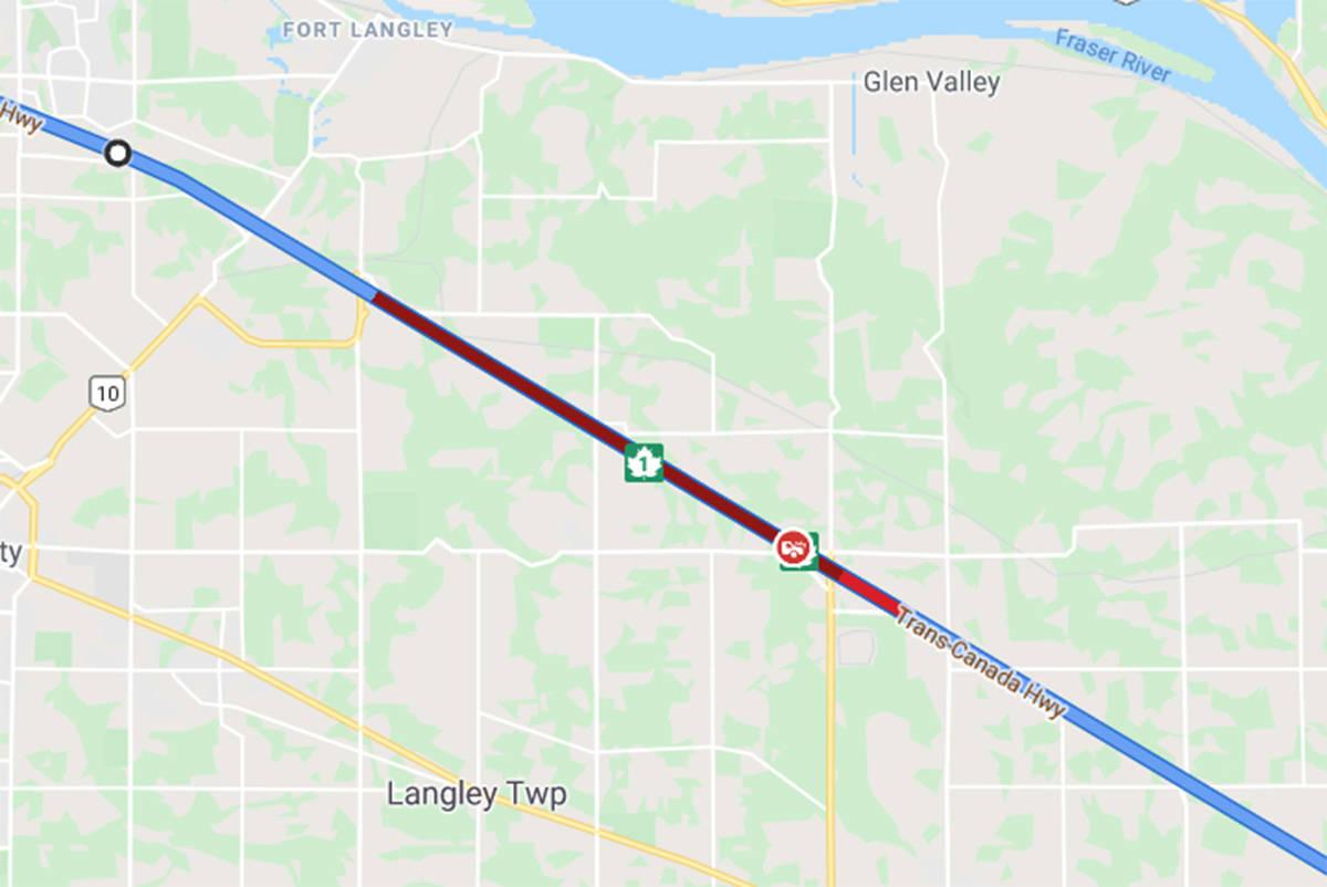 Google Maps screenshot taken at 7:29 a.m., June 19.