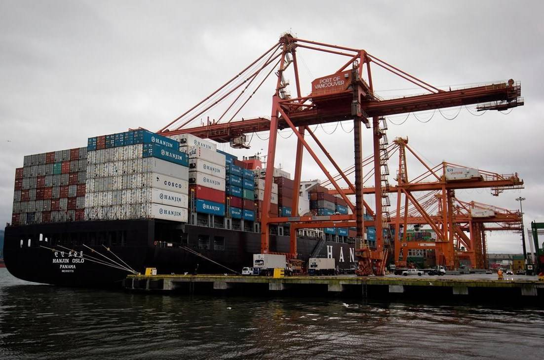 Work stoppage in support of Juneteenth shuts down West Coast ports