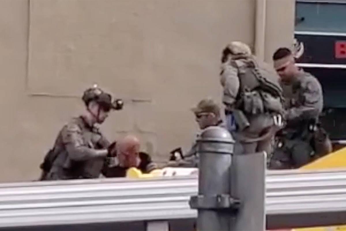 VIDEO: Mounties tase man to end overnight standoff in Maple Ridge