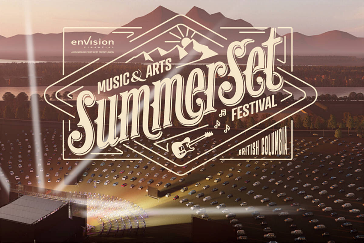 The concept of a Summerset drive-in benefit concert has been quashed due to a 50-car event limitation expected to last for months to come, say organizers from Red Door Events. (Summerset/Special to Langley Advance Times)