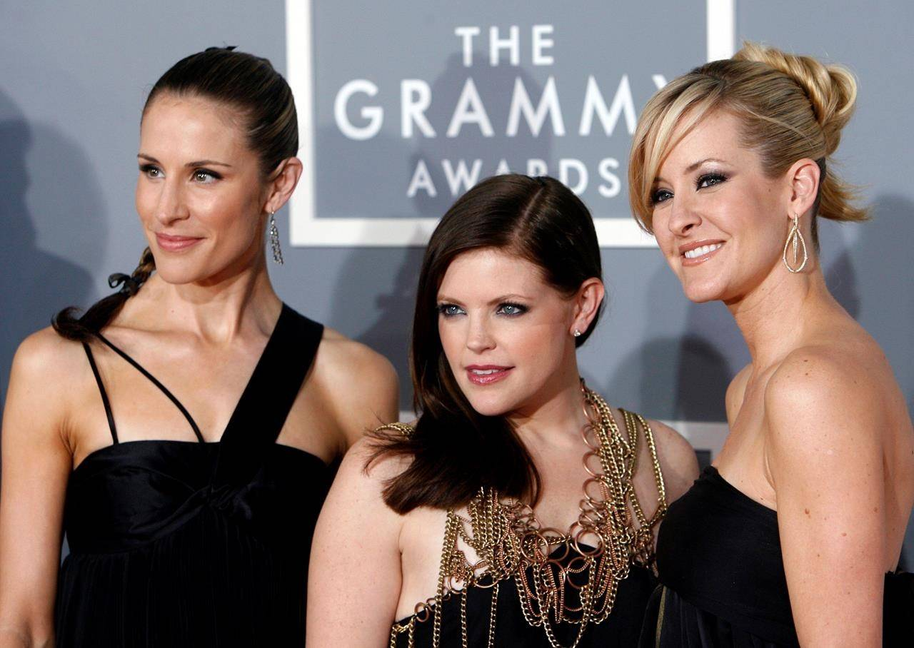 The Dixie Chicks, now The Chicks. (The Associated Press)