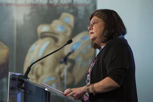 Dr. Shannon McDonald, First Nations Health Authority (FNHA photo)