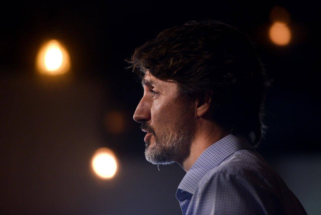 Prime Minister Justin Trudeau (The Canadian Press)
