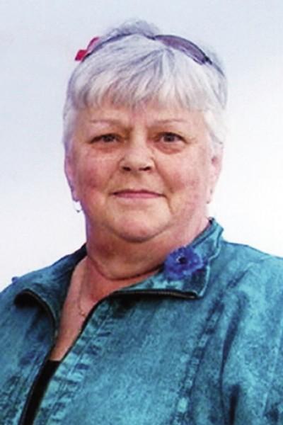 Margaret Anne Johnson
