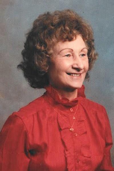 Myrtle Janet Harrison