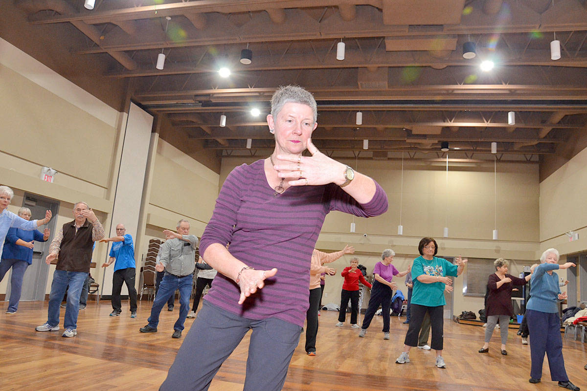 The board of the Langley Seniors Resource Centre has announced a partial reopening of the centre but there's no recreational programs being offered for the time being due to the coronavirus. (Langley Advance Times files)