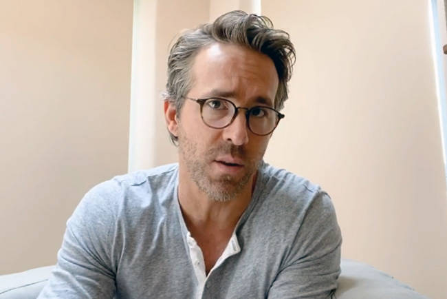 Ryan Reynolds appears in a Pacific Wild campaign video. (Pacific Wild Website)