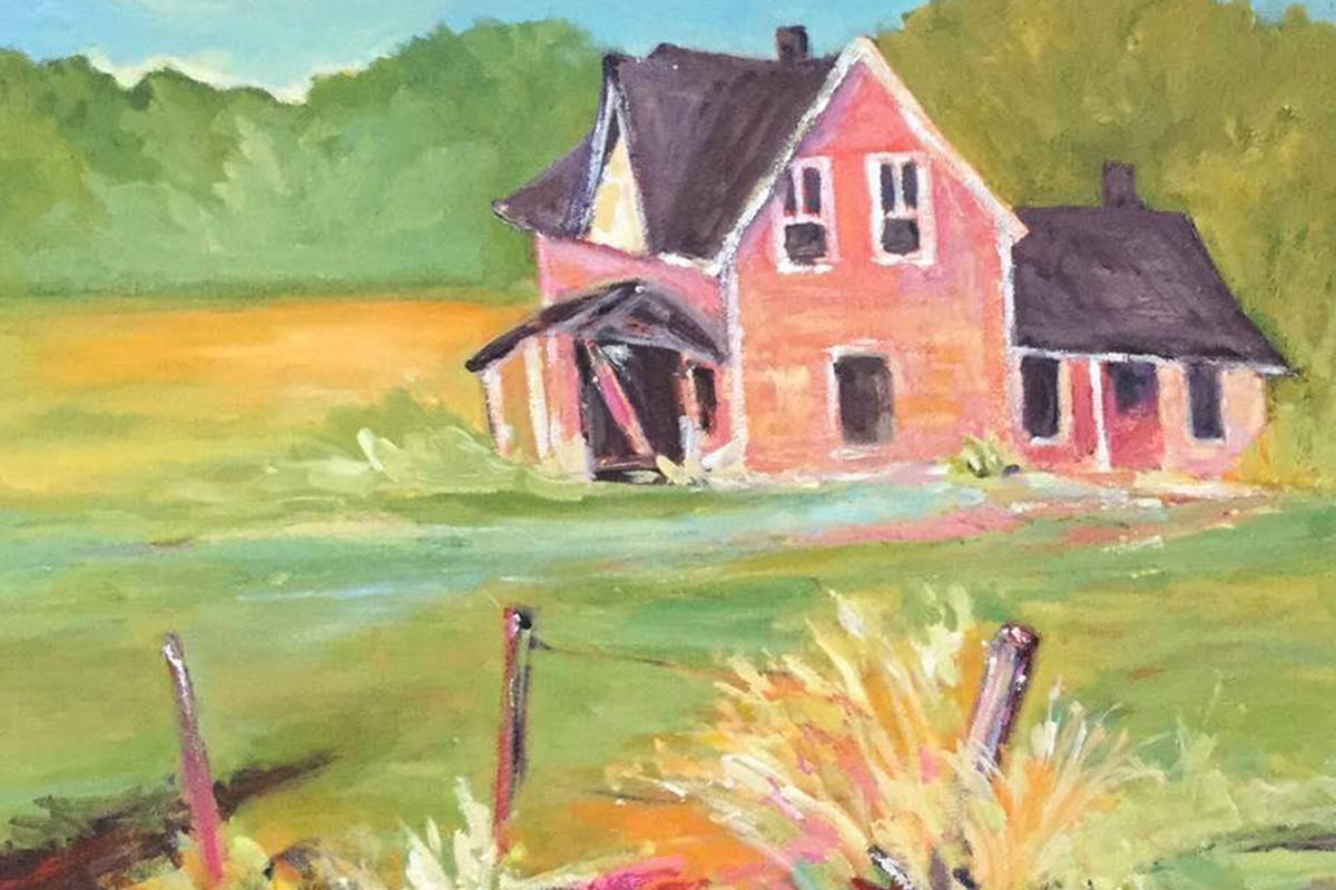 Fort Langley Artists Group showcases art virtually to help hospice