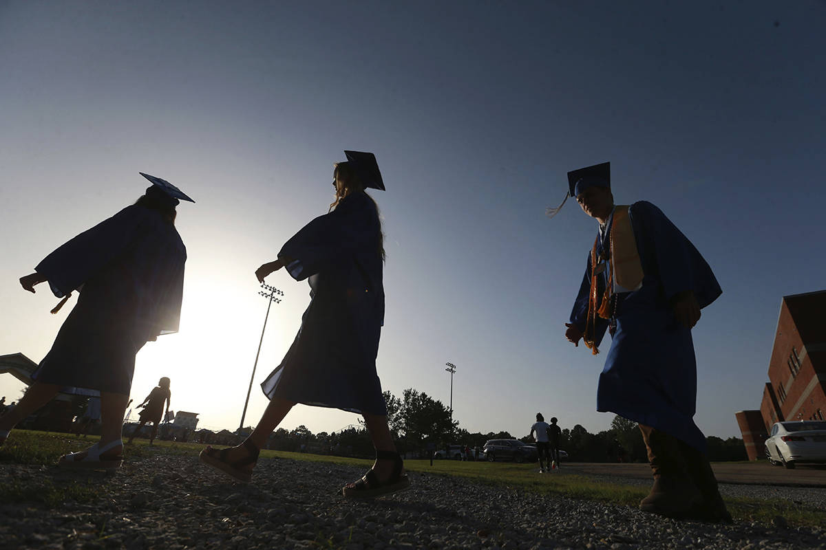 (Thomas Wells/The Northeast Mississippi Daily Journal via AP, File)