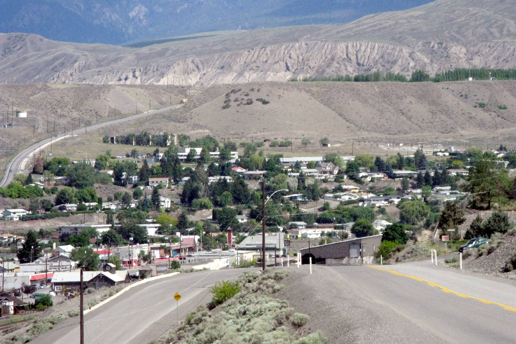 The community of Ashcroft is one of many scenic destinations in British Columbia. (John Arendt - Black Press)