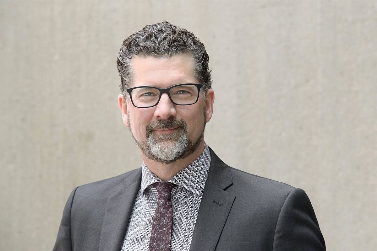Vancouver lawyer Reece Harding is Surrey's first Ethics Commissioner. (Submitted photo)