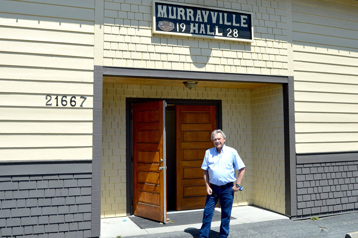Murrayville Hall offered up free of charge for memorial services and celebrations of life