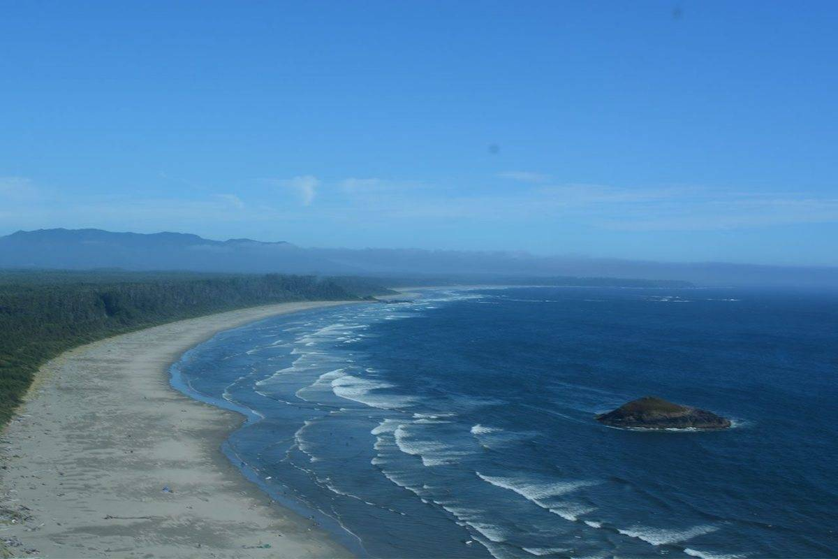 Areas along the West Coast Trail, Broken Island Groups and Long Beach Unit will remain closed to public for overnight camping in 2020. (Photo: Pacific Rim National Park Reserve/Facebook)