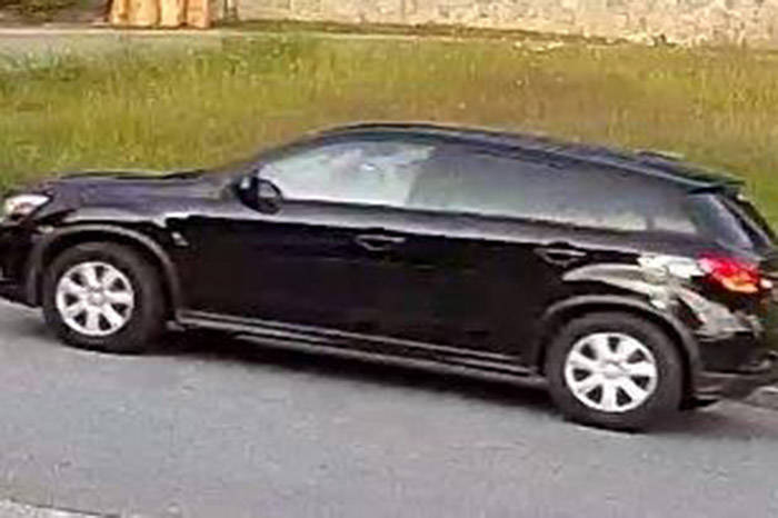 This 2019 Mitsubishi RVR has been identified as the suspect vehicle involved in the shooting death of Karmjit (Jazzy) Sran on July 10 in Abbotsford.