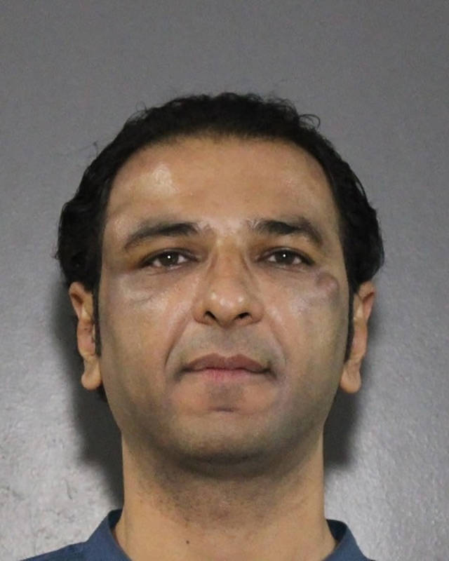 Forty-year-old Kashif Ramzan has been charged with two counts of sexual assault, among other charges, after he posed as a modelling agent. (Photo: Surrey RCMP)