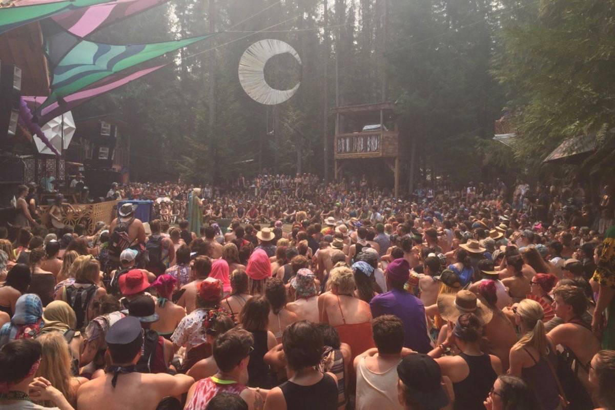 Shambhala Music Festival has been postponed to 2021. File photo