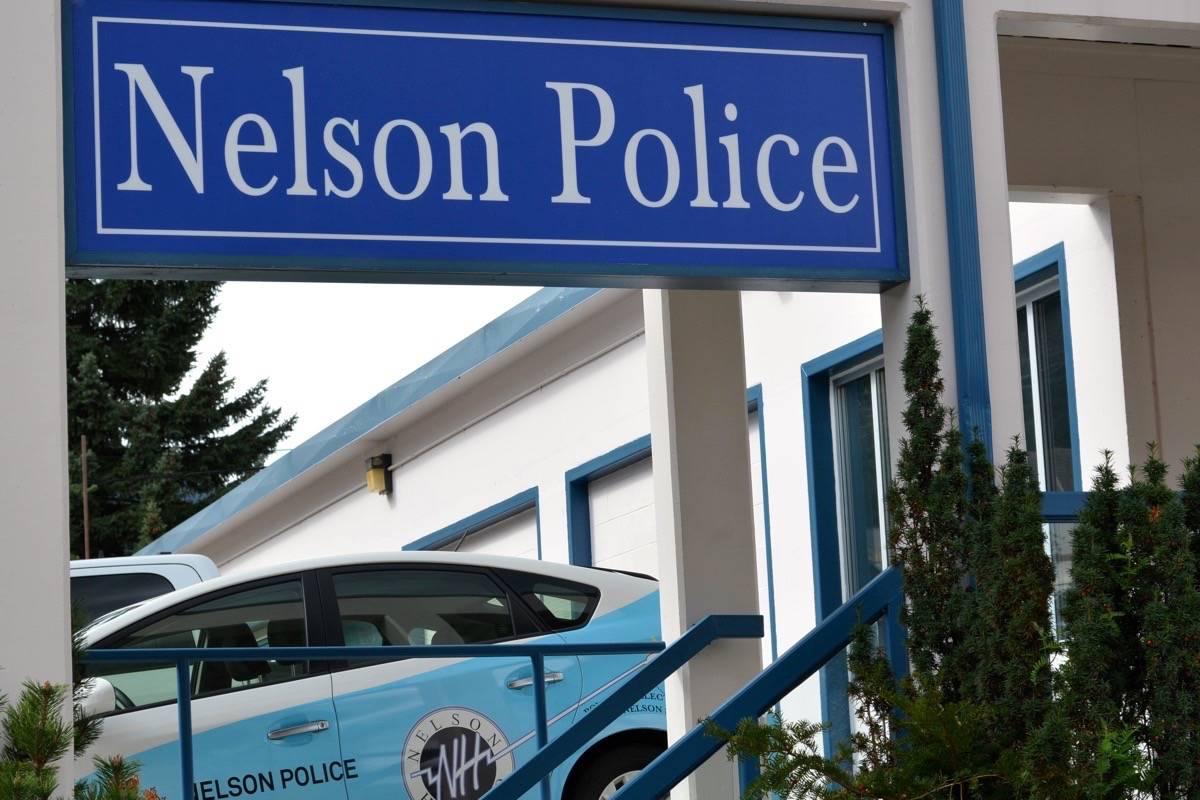Nelson police reported a serious assault on Baker Street on July 16. File photo